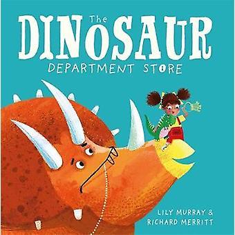 The Dinosaur Department Store door Richard Merritt - 9781780555966 Boek