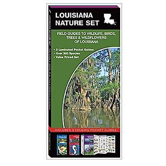 Louisiana Nature Set: Fielda� Guides to Wildlife, Birds,a� Trees & Wildflowers of Louisiana