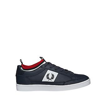 Fred Perry Men's Deuce Sneakers Leather