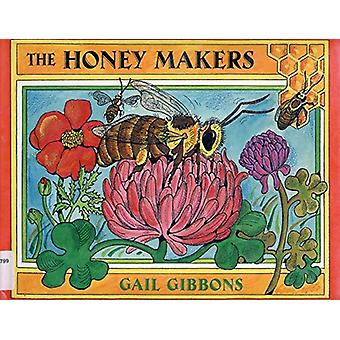 Honey Makers by Gail Gibbons - 9781634197069 Book