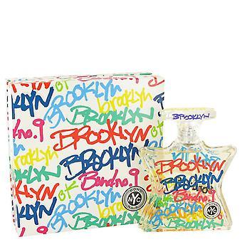 Brooklyn Eau De Parfum Spray By Bond No. 9 3.3 oz Eau De Parfum Spray