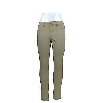 G.I.L.I. got it love it Women's Jeans Dual Stretch Jeggings Green A304361