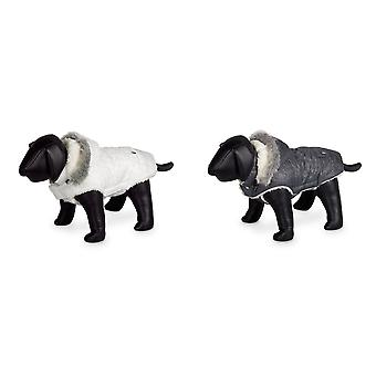 Nobby Polar Hooded Dog Coat