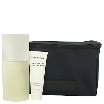 Issey Miyake L'Eau d'Issey Pour Homme Gift Set 75ml EDT + 50ml duschgel
