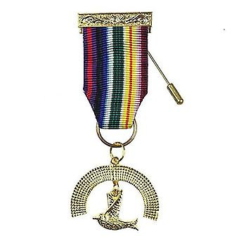 Koninklijke ark mariner grootmeesters borstjuweel