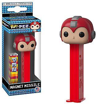 Mega Man - Magnet Missile USA import
