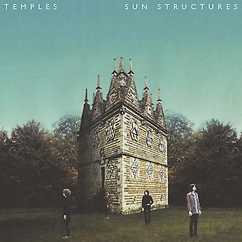 Temples - Sun Structures [CD] USA import