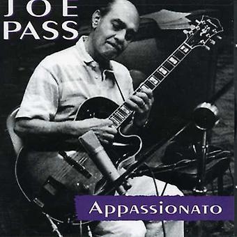 Joe Pass - Appassionato [CD] USA import