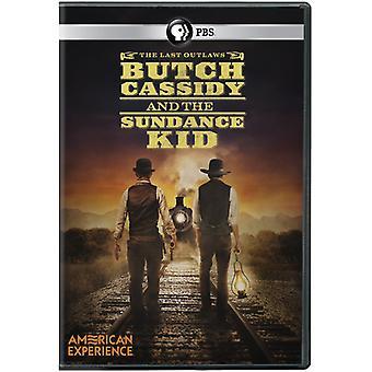 Esperienza americana: Butch Cassidy e Sundance Kid [DVD] Stati Uniti importare