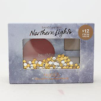 Bareminerals Northern Lights Nudes Gen Nude Eye & Cheek Palette  Rose Gold New