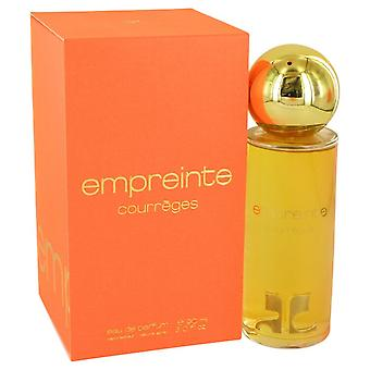 EMPREINTE by Courreges Eau De Parfum Spray 3 oz / 90 ml (Women)