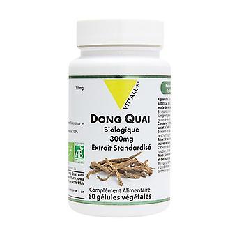Dong Quai Bio 300mg Standardized Extract 60 vegetable capsules