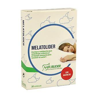 Melatolider 30 vegetable capsules