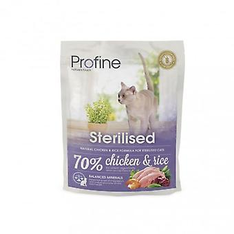 Profine Cat Sterilised Pollo (Cats , Cat Food , Dry Food)