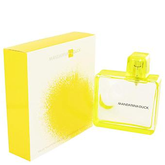 Mandarina duck eau de toilette spray by mandarina duck 429673 100 ml