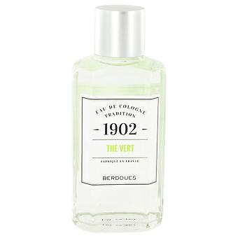 1902 Green Tea Eau De Cologne (Unisex) By Berdoues 8.3 oz Eau De Cologne