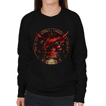 Alchemy sjette Seal kvinner ' s Pullover