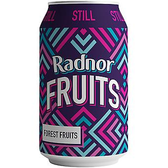Radnor Fruits Still Forest Fruits Cans