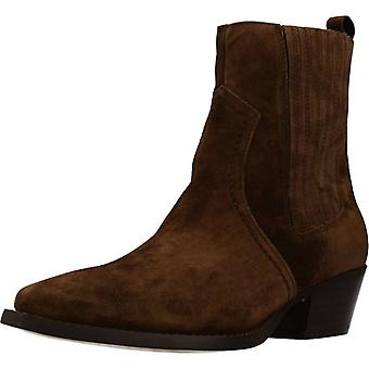 Alpe Booties 4056 11 Farbe Arabica