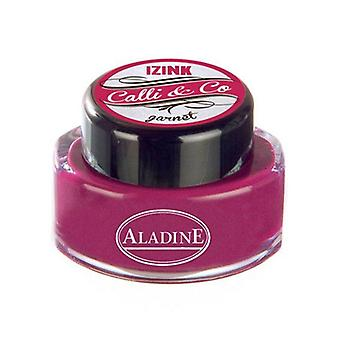 Aladine Calli & Co Blekk Granat 15 ml