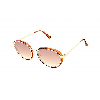Sunglasses Unisex brown/panter/gold/brown (20-104)