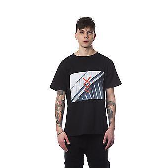 Nicolo Tonetto Nero Black T-Shirt NI681737-M