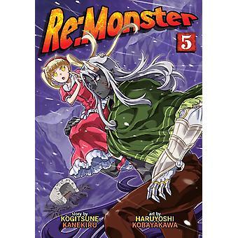 ReMonster Vol. 5 by Kogitsune & Kanekiru