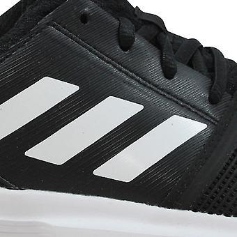 Adidas Courtjam Core Negru / Încălțăminte Alb- EF0611 Grad-School