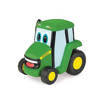 John Deere Push and Roll Johnny Tractor Farm Vehicle