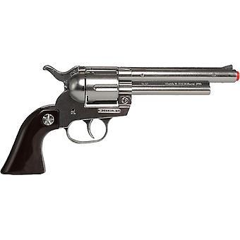 CAP GUN  - 121/0 - Gonher Cowboy Revolver 12 Shots