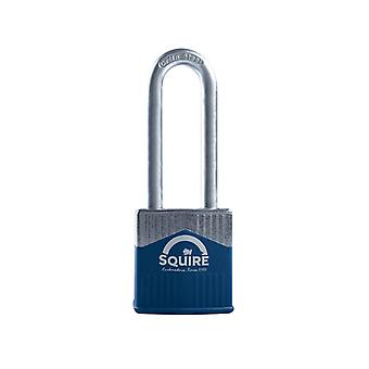 Henry Squire Warrior High-Security Long Shackle Padlock 45mm HSQW45LS
