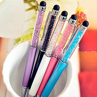 Diamond Crystal Ballpoint Pens- Capacitive Stylus