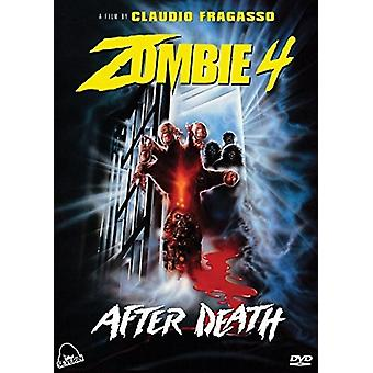 Zombie 4: After Death [DVD] USA import