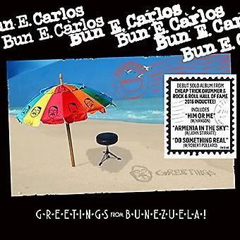 Bun E. Carlos - Greeetings From Bunezuela! [CD] USA import