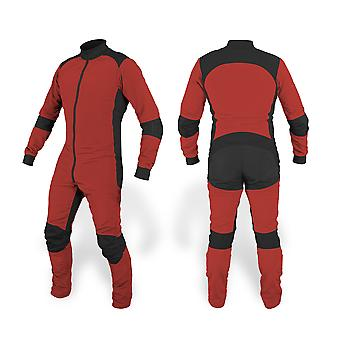 Freefly skydiving suit red se-03