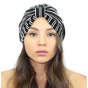 Pinstripe Turban