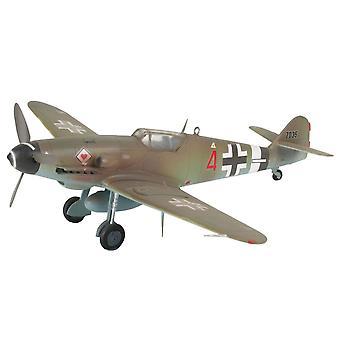 Revell 04160 1:72 Messerschmitt Bf 109 G-10 Plastic Model Kit