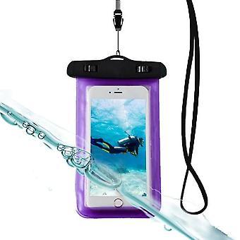 Custodia per borse asciutte per cellulare subacqueo