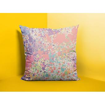 Magical paint cushion/pillow