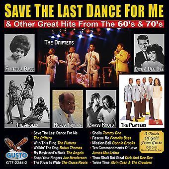 Great Hits From the 60's & 70's - Great Hits From the 60's & 70's [CD] USA import