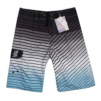 Summer Shorts, Beachwear Breathable Elastic Waist Casual Short Male