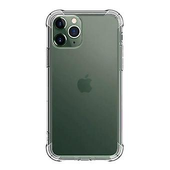 Transparent Shockproof Soft Silicone Case For Iphone Protect Cover