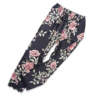 Women Silk Satin Pajamas Sleepwear Nightwear Loungewear Homewear Clothes
