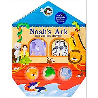 Noah's Ark Read and Play Storybox Paperback