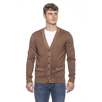 Alpha Studio Caramello Vest
