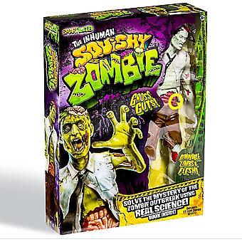 Älykäs laboratorio - litteä zombi