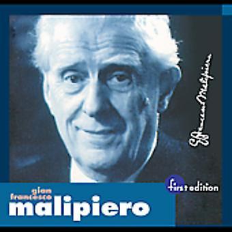 G.F. Malipiero - importation USA Gian Francesco Malipiero [CD]