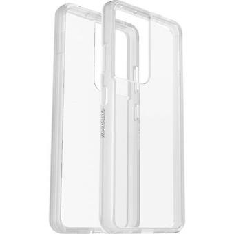 Otterbox React + CP Film Back cover Samsung Galaxy S21 Ultra (5G) Transparent