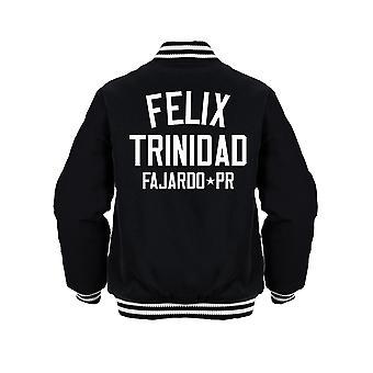 Феликс Тринидад бокса легенда куртка