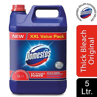 Domestos Professional Extended Power Thick Bleach Original ,5ltr